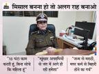 22 साल की उम्र में IPS बनीं, खौफ से अपराधी भी इन्हें कहते हैं 'हंटर वाली'|बिहार,Bihar - Dainik Bhaskar