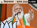 लोकसभा चुनाव में मिले वोट बंट न जाए इसलिए 'बुआ-भतीजा' के साथ ही 'लेफ्ट-कांग्रेस' भी इस बार मोदी के निशाने पर हैं|DB ओरिजिनल,DB Original - Dainik Bhaskar
