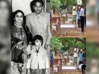 दिल्ली के कब्रिस्तान में जाकर शाहरुख ने दी अम्मी-अब्बू को श्रद्धांजलि, सोशल मीडिया पर फोटो वायरल|बॉलीवुड,Bollywood - Dainik Bhaskar