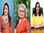 सीडीएस, सेना प्रमुख और वायुसेना प्रमुख की पत्नियों ने महिला दिवस पर भास्कर को बताया कि वे कैसे अपने घर के साथ सैन्य परिवारों का ख्याल रखती हैं|देश,National - Dainik Bhaskar