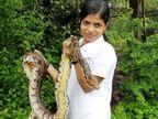 घायल वन्यजीवों और पक्षियों को समर्पित कर दी पूरी लाइफ, इस महिला ने अबतक बचाई कई हजार जानवरों की जान|मुंबई,Mumbai - Dainik Bhaskar
