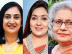 बार-बार ट्रांसफर, पति की गैर मौजूदगी में बच्चों की परवरिश के बीच खुद की पहचान बनाना चुनौती दिल्ली + एनसीआर,Delhi + NCR - Dainik Bhaskar