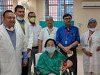 IGIMS में किया गया महिलाओं का वैक्सीनेशन, सबने कहा-हमने ले लिया आप भी लीजिए टीका|पटना,Patna - Dainik Bhaskar