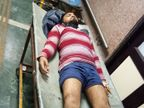 हत्या, लूट और रंगदारी के मामले में वांछित बदमाश अरेस्ट; पुलिस को देख चला दी थीं गोलियां, जवाबी फायरिंग में हुआ जख्मी|दिल्ली + एनसीआर,Delhi + NCR - Dainik Bhaskar