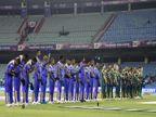 वुमंस डे पर महिलाएं पहुंची स्टेडियम, सिर झुकाकर खिलाड़ियों ने किया स्वागत, श्रीलंका ने 9 विकेट से द.अफ्रीका के लेजेंड्स को हराया|रायपुर,Raipur - Dainik Bhaskar