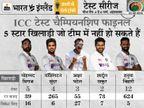 सिराज, अक्षर, सुंदर जैसे खिलाड़ियों ने अपने दम पर मैच जिताए, पर इनके फाइनल खेलने पर है सस्पेंस|क्रिकेट,Cricket - Dainik Bhaskar