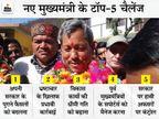 धन सिंह पर वरिष्ठ विधायकों के विरोध से तीरथ सिंह रावत को मिली कुर्सी, अब समझें उनके सामने क्या हैं 5 सबसे बड़ी चुनौतियां देश,National - Dainik Bhaskar
