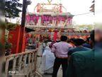 अचलेश्वर, गुप्तेश्वर मंदिर के बाहर लगी भक्तों की कतार, सिंधिया ने कोटेश्वर महादेव पहुंचकर की पूजा|ग्वालियर,Gwalior - Dainik Bhaskar