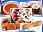 व्रत में आपको शक्ति देंगे फलाहार के ये 5 विकल्प, सूप, डोसा व वेज कटलेट को गर्मागर्म खाएं, फ्रूट योगर्ट और ठंडाई को फ्रिज में ठंडा करके लें|लाइफस्टाइल,Lifestyle - Dainik Bhaskar