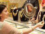 सर्राफा बाजार में सोना 280 रुपए ऊपर चढ़कर 44,710 प्रति 10 ग्राम पर पहुंचा; चांदी में लगातार चौथे दिन उछाल|बिजनेस,Business - Money Bhaskar