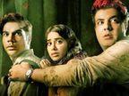 फनी लगता है 'रूही' का डरावना पहलू, एक्टिंग में जान्हवी कपूर, राजकुमार राव पर भारी पड़ते नजर आए वरुण शर्मा बॉलीवुड,Bollywood - Dainik Bhaskar