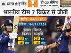 ईशान डेब्यू मैच में फिफ्टी लगाने वाले दूसरे भारतीय, बतौर कप्तान कोहली के भी 12 हजार रन पूरे|क्रिकेट,Cricket - Dainik Bhaskar