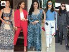 फैशन आइकन आलिया का हर अंदाज है निराला, गर्ल्स इनसे सीखें लहंगे से लेकर क्रॉप टॉप पहनने का सलीका|लाइफस्टाइल,Lifestyle - Dainik Bhaskar