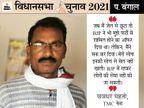11 साल जेल में रहे, पिछले साल ही रिहा हुए; अब सुबह से रात तक ममता दीदी के लिए प्रचार कर रहे|ओरिजिनल,DB Original - Dainik Bhaskar