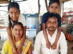 कभी परिवार खाने तक को मोहताज था, महिला होकर नौकरी करने पर ताने सुने; कृषि मशीनरी बैंक से आत्मनिर्भर बनीं, पति को भी नौकरी दिलाई|DB ओरिजिनल,DB Original - Dainik Bhaskar