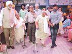 8 निजी व 42 सरकारी केंद्रों पर हुआ टीकाकरण, अब तक 5101 बुजुर्गों ने लगवाई वैक्सीन पानीपत,Panipat - Dainik Bhaskar