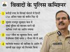 एंटीलिया केस में शामिल नहीं होने के बावजूद इन 5 वजहों से परमबीर सिंह को पद गंवाना पड़ा|महाराष्ट्र,Maharashtra - Dainik Bhaskar