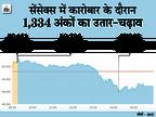 सेंसेक्स 585 पॉइंट गिरकर 49,216 पर बंद; निफ्टी भी 163 अंक गिरा, रिलायंस और TCS के शेयर 2-2% फिसले|बिजनेस,Business - Money Bhaskar