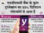 बैंक ऑफ बड़ौदा के रिटेल लोन का 50% हिस्सा डिजिटल से आएगा, SBI के योनो का वैल्यूएशन 1.60 लाख करोड़|बिजनेस,Business - Money Bhaskar