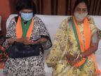बीजेपी नेताओं का आरोप- पीड़ित परिवार से मिलने नहीं पहुंचा सरकार का एक भी नुमाइंदा, गहलोत, गृह मंत्रालय से इस्तीफा दें|कोटा,Kota - Dainik Bhaskar