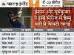 सूर्यकुमार करियर की पहली बॉल पर सिक्स लगाने वाले तीसरे बल्लेबाज; विराट को दो बार स्टंप कराने वाले पहले गेंदबाज बने रशीद|क्रिकेट,Cricket - Dainik Bhaskar