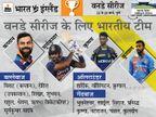सूर्यकुमार और प्रसिद्ध कृष्णा को पहली बार भारतीय टीम में मौका, ऑलराउंडर क्रुणाल पंड्या की वापसी|क्रिकेट,Cricket - Dainik Bhaskar