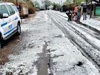 मध्यप्रदेश में लगातार दूसरे दिन ओले गिरे; राजस्थान, पंजाब और झारखंड में अगले दो दिन हो सकती है बारिश दिल्ली + एनसीआर,Delhi + NCR - Dainik Bhaskar