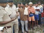 बेगूसराय में मचान पर सो रहे थे, अपराधियों ने पहले जमकर पीटा; विरोध किया तो मार डाला|बेगूसराय,Begusarai - Dainik Bhaskar