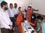 बच्चों व महिलाओं सहित 200 रोगी हुए लाभान्वित; हडि्डयों की नि:शुल्क जांच कराई, फिजियोथैरेपी की मिली सुविधा|अजमेर,Ajmer - Dainik Bhaskar