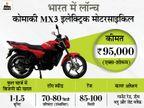1.5 यूनिट बिजली की खपत में 100 किमी तक चलेगी ये इलेक्ट्रिक बाइक; जानिए कीमत-फीचर्स|टेक & ऑटो,Tech & Auto - Dainik Bhaskar