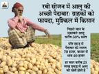 बेहतर फसल के कारण 5-6 रुपए प्रति किलो से नीचे आई कीमत, किसानों के लिए लागत निकालना भी मुश्किल|बिजनेस,Business - Money Bhaskar