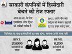 चर्चा में BPCL और BEML में सरकारी हिस्सेदारी बेचने का प्लान; जानिए कंपनियों के ग्राहकों और कर्मचारियों पर कैसा होगा असर?|बिजनेस,Business - Dainik Bhaskar
