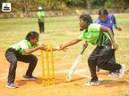 तमिलनाडु में 42 दृष्टिहीन महिलाओं के क्रिकेट मैच का आयोजन हुआ, इनकी 3 टीमों के बीच डायमंड वुमन वॉरियर्स बनी विजेता टीम|लाइफस्टाइल,Lifestyle - Dainik Bhaskar