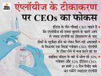 CEOs को हालात 2022 तक सामान्य होने की उम्मीद नहीं, कुछ कंपनियों के कारोबार के तौर-तरीके हमेशा के लिए बदले|बिजनेस,Business - Money Bhaskar