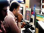 सेंसेक्स 871 अंक गिरकर एक महीने बाद 49180 पर बंद; निवेशकों का 3 लाख करोड़ रुपए से ज्यादा डूबा|बिजनेस,Business - Dainik Bhaskar