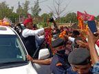 अखिलेश यादव बोले- बिहार में लोकतंत्र पर हुआ कातिलाना हमला, UP में भी ठीक नहीं हालत|इलाहाबाद,Allahabad - Dainik Bhaskar