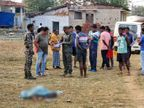 कुल्हाड़ी से मारकर युवक की हत्या, सुबह मिली खून से लथपथ लाश; शराब पीने के दौरान मर्डर की आशंका|झारखंड,Jharkhand - Dainik Bhaskar