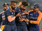 पहले वनडे के दौरान कंधे में चोट लगी, फिट होने में 4 महीने लग सकते हैं; पंत या स्मिथ संभाल सकते हैं दिल्ली की कप्तानी क्रिकेट,Cricket - Dainik Bhaskar