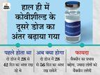 दूसरे देशों को वैक्सीन की सप्लाई नहीं रोकेगा भारत, घरेलू जरूरतों को ध्यान में रखते हुए सप्लाई प्रोग्राम का होगा रिव्यू|देश,National - Dainik Bhaskar