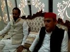 पूर्व CM अखिलेश यादव ने AU की VC पर कसा तंज, कहा- नियुक्ति के दौरान किए गए वादों को पूरा कर रही हैं|लखनऊ,Lucknow - Dainik Bhaskar