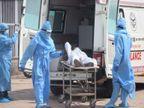 लखनऊ में 24 घंटे में कोविड महामारी से 4 लोगों की मौत, कांटेक्ट ट्रेसिंग पर जोर दे रहा स्वास्थ्य विभाग उत्तरप्रदेश,Uttar Pradesh - Dainik Bhaskar
