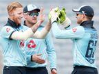 इंग्लिश ऑलराउंडर ने भारत दौरे पर दूसरी बार कोरोना नियम तोड़ा; डेंजर जोन में रन दौड़ने पर कोहली को भी वॉर्निंग|क्रिकेट,Cricket - Dainik Bhaskar