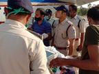 सतना सड़क हादसे में घायल TI को किया गया एयर लिफ्ट, बेहतर इलाज के लिए ले गए अपोलो अस्पताल दिल्ली|रीवा,Rewa - Dainik Bhaskar