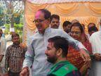CM शिवराज सिंह निवास पर रंग गुलाल नहीं उड़ाएंगे; बोले-इस बार जनता के साथ नहीं परिवार के साथ ही मनाऊंगा होली|मध्य प्रदेश,Madhya Pradesh - Dainik Bhaskar