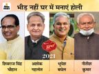 मध्यप्रदेश, राजस्थान समेत कई राज्यों में सख्ती, सरकार ने भीड़ से बचने की सलाह दी; कई जगह धारा-144 लागू|मध्य प्रदेश,Madhya Pradesh - Dainik Bhaskar