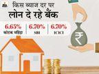 ICICI, SBI और कोटक महिंद्रा 7% से भी कम ब्याज पर दे रहे लोन, 31 मार्च तक करें अप्लाई|बिजनेस,Business - Money Bhaskar