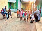 खरहरी गांव के बच्चों को नहीं पता होली क्या है, न रंग खेला न पिचकारी देखी; 100 साल से नहीं मना त्योहार|देश,National - Dainik Bhaskar