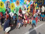 अजमेर में किया दो माह काम, लेकिन भुगतान नहीं मिला; परेशान मजदूरों ने कहा- त्योहार मनाना तो दूर खाने के ही पड़ गए लाले|अजमेर,Ajmer - Dainik Bhaskar