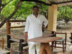 PCS क्रैक किया, लेकिन नौकरी नहीं की; अब बुंदेलखंड की बंजर जमीन पर खेती से सालाना 20 लाख रुपए कमा रहे|DB ओरिजिनल,DB Original - Dainik Bhaskar