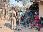 जमीन विवाद में युवक की चाकू मारकर हत्या, घटना के बाद मृतक के आरोपी दो मौसा फरार|झारखंड,Jharkhand - Dainik Bhaskar